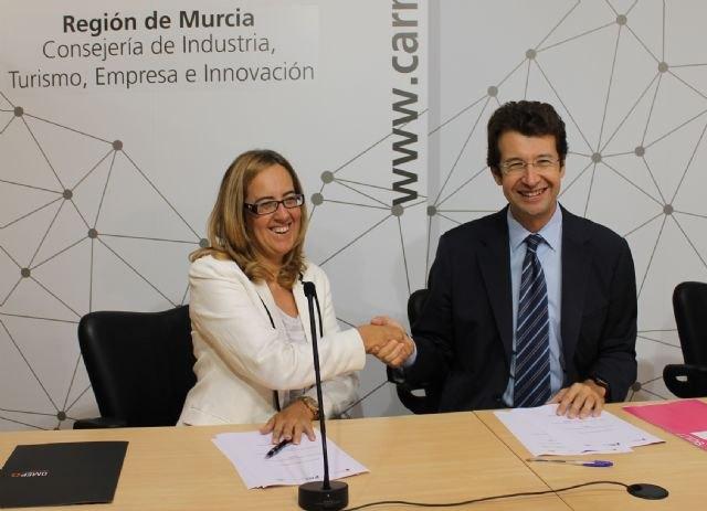 La Consejería de Empresa y OMEP ayudarán a las mujeres empresarias a buscar fuentes de financiación para sus negocios - 1, Foto 1