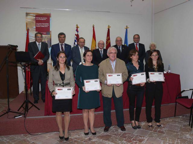 La fundación caravaqueña Robles Chillida concede 29.000 euros a cinco proyectos de investigación - 1, Foto 1