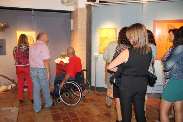 'Una mirada, vino y tradición' es el título de la exposición que alberga el Museo del Vino de Bullas - 1, Foto 1