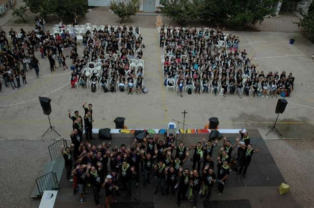 Multitudinaria participación de jóvenes en el XXI Encuentro Diocesano de Coros Juveniles - 1, Foto 1
