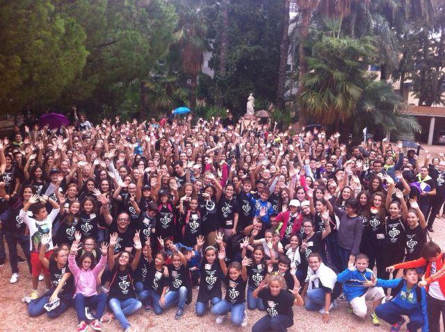 Multitudinaria participación de jóvenes en el XXI Encuentro Diocesano de Coros Juveniles - 2, Foto 2