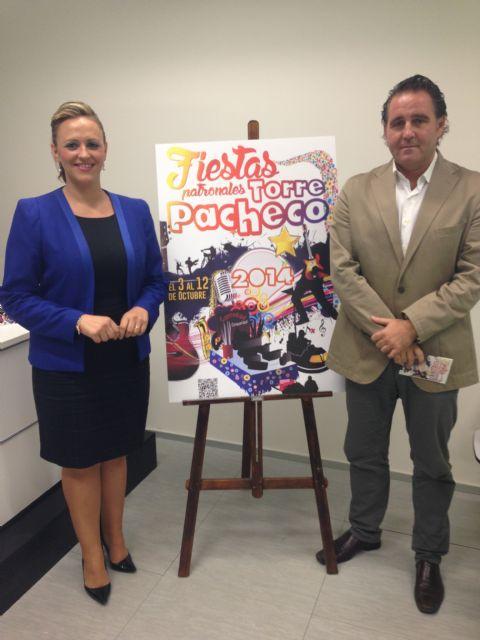 El Presidente de la Comunidad Autónoma, Alberto Garre, pregonará las fiestas patronales de Torre-Pacheco - 1, Foto 1