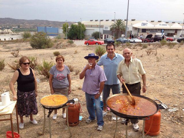 La pedanía torreña de La Media Legua ya está de fiesta - 3, Foto 3