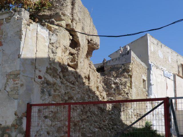 IU-Verdes de Cieza solicita la consolidación y conservación de la antigua Fortaleza de Cieza - 1, Foto 1