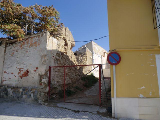 IU-Verdes de Cieza solicita la consolidación y conservación de la antigua Fortaleza de Cieza - 2, Foto 2