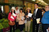 MercaMurcia recibe la visita de una delegación del Ministerio de Agricultura de Tailandia