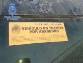 La Policía Nacional desarticula un grupo organizado dedicado al hurto de vehículos para su desguace