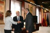 Garre recibe al presidente de la Fundación Proyecto Hombre