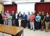 La directora general de Calidad Educativa destaca en Jumilla la eficiencia docente del profesorado del IES  Infanta Elena del Bachillerato de Investigación