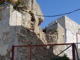 IU-Verdes de Cieza solicita la consolidación y conservación de la antigua Fortaleza de Cieza