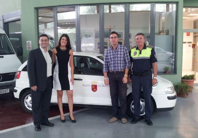 La Policía Local de Las Torres de Cotillas suma otro coche a su flota de servicio - 1, Foto 1