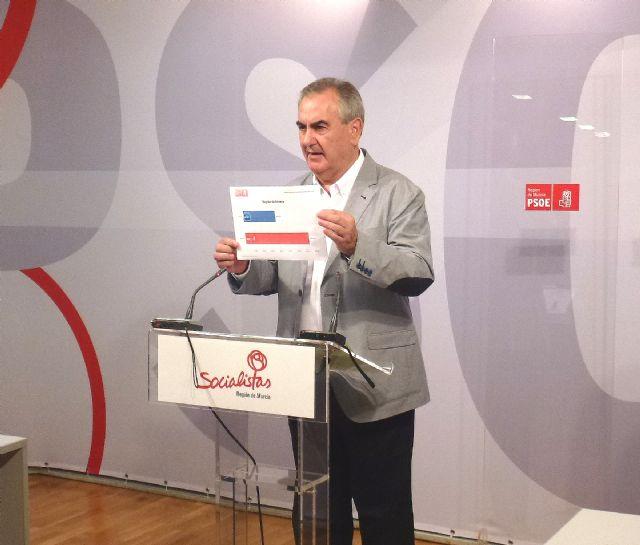 González Tovar: Son los presupuestos de las migajas para la Región de Murcia - 1, Foto 1