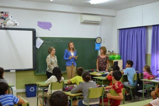 Educación colabora con el Colegio de Ópticos Optometristas para concienciar a los escolares sobre la importancia de la salud visual - 1, Foto 1