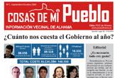 Arranca el nuevo bolet�n 'Cosas de mi Pueblo', editado por el PSOE de Alhama