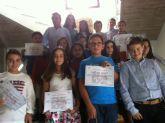 217 alumnos de 5° de Primaria de 12 colegios de Lorca participan en el concurso 'Crece en Seguridad'