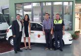 La Policía Local de Las Torres de Cotillas suma otro coche a su flota de servicio