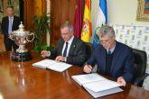 Águilas se confirma como sede oficial de la final del Campeonato de España / Copa de S.M. El Rey de Fútbol Sala