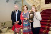 La alcaldesa da la bienvenida a los mayores de Novelda