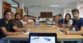 Estudiantes de la UPCT presentan su robot submarino solar en el Congreso nacional de Ingeniería Naval e Industria Marina