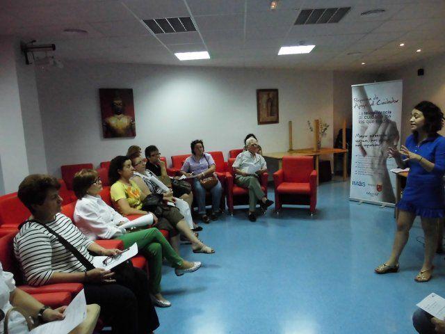 El Centro de Día de Personas Mayores de Mazarrón celebra su sexto aniversario - 3, Foto 3