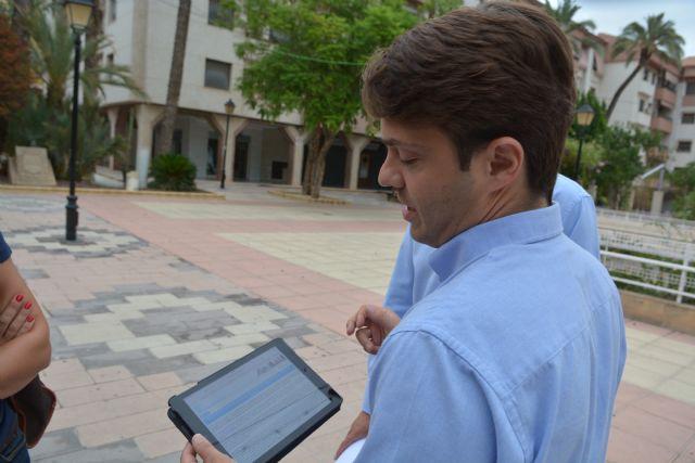 La Concejalía de Nuevas Tecnologías pone en marcha 'Alhama wifi' dentro su proyecto 'Smart City', Foto 2