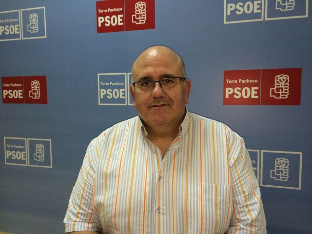 La ejecutiva del PSOE de Torre Pacheco avala a Juan Salvador Sánchez como candidato a la alcaldía - 1, Foto 1