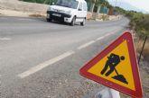 La Dirección General de Carreteras procede a la limpieza de cunetas en las principales vías secundarias de las pedanías de Totana