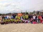 Los Juegos del Guadalentín celebran su primer Encuentro Deportivo de alumnos de centros de educación especial