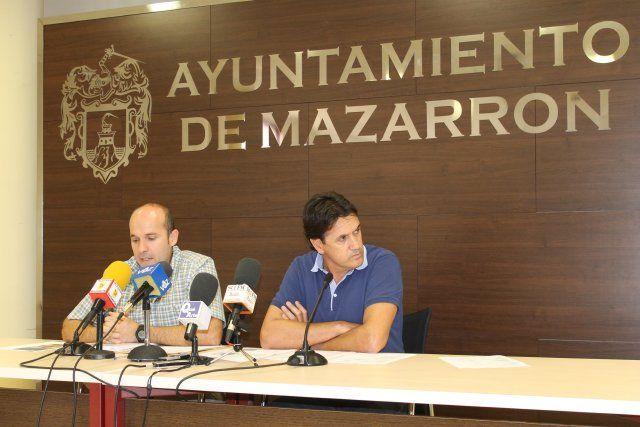 Mazarrón ofrece dos nuevas rutas ciclistas BTT, Foto 2