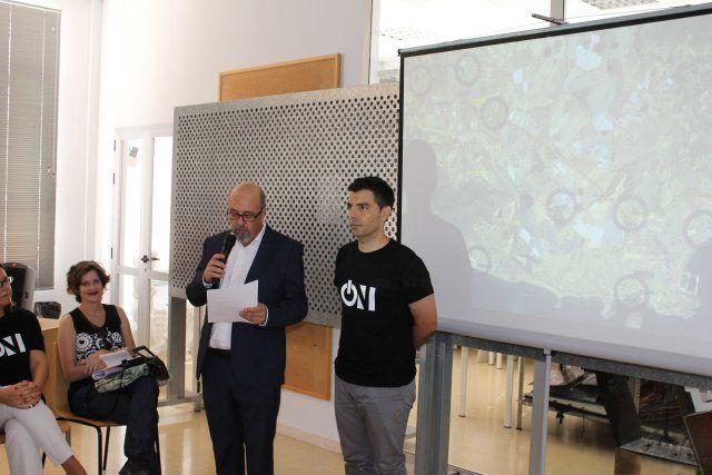 200 alumnos de arquitectura de la UPCT visitan Mazarrón este sábado, Foto 2