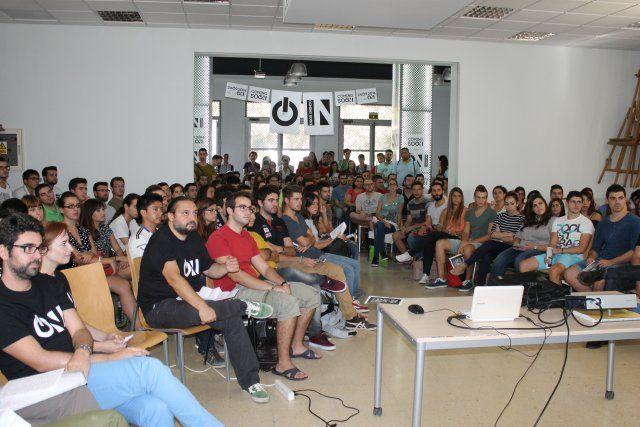 200 alumnos de arquitectura de la UPCT visitan Mazarrón este sábado, Foto 3