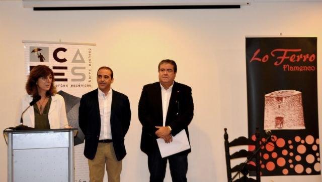 Cultura y Ayuntamiento de Torre Pacheco presentan las galas de invierno de Lo Ferro con los Melones de Oro de las tres últimas ediciones - 1, Foto 1