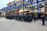 Alcantarilla celebrará el viernes, 10 de octubre el acto de homenaje a la bandera y a los caídos por España