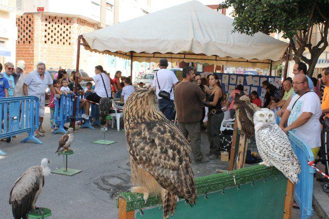 Más de un centenar de niños participa en las actividades del Día Mundial de las Aves, Foto 1