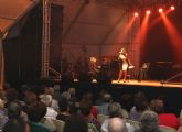 Más de 2000 personas asisten al concierto de Nuria Fergó en Puerto Lumbreras