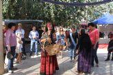 Inaugurado el Mercado Medieval y la Feria de Artesanía Local de Puerto Lumbreras 2014