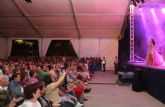Pastora Soler deleitó con su voz a más de 4.000 personas en las Fiestas Patronales de Puerto Lumbreras