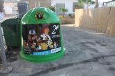 El Ayuntamiento de Torre-Pacheco y Ecovidrio fomentan el reciclado de envases de vidrio durante las fiestas patronales