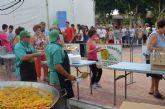 El Mirador despide sus fiestas con una paella para 500 personas