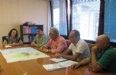 La Consejería de Fomento y el Ayuntamiento de San Javier colaboran para avanzar en el desarrollo urbanístico municipal