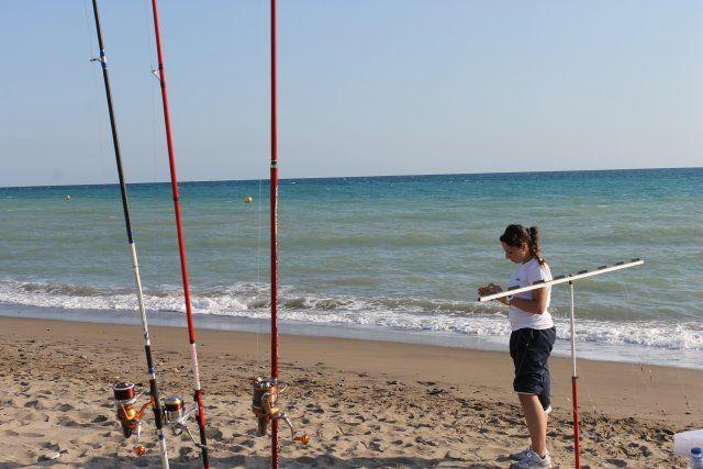Murcia domina en el Campeonato Femenino de España de Pesca Deportiva - 1, Foto 1