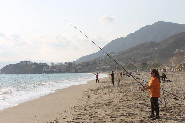 Murcia domina en el Campeonato Femenino de España de Pesca Deportiva - 2, Foto 2