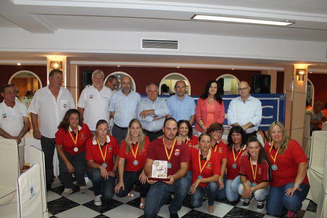 Murcia domina en el Campeonato Femenino de España de Pesca Deportiva - 4, Foto 4