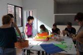 D´Genes lleva a cabo un taller de manualidades