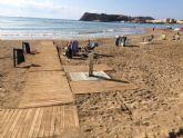 Litoral estudia colocar en las playas sistemas de drenaje de lavapi�s m�s efectivos