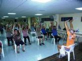 La Concejalía de Deportes pone en marcha el programa de gimnasia para mayores