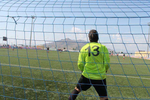 El Torneo de Veteranos de Mazarrón recauda cerca de cinco mil euros a beneficio de la Asociación todo Corazón, Foto 3