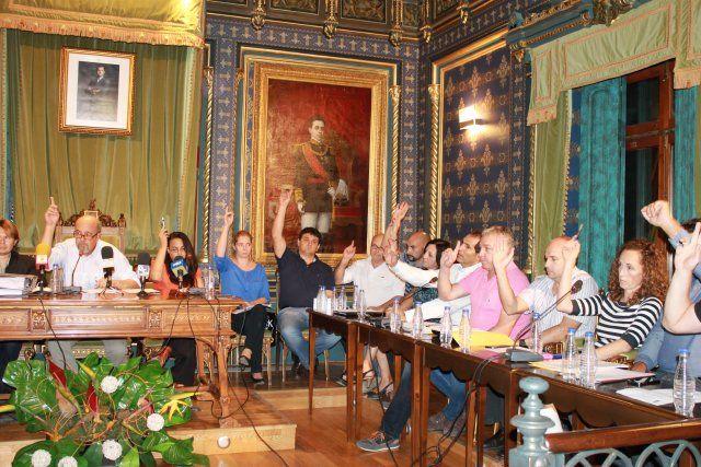 Mazarrón pide el pleno funcionamiento del Hospital del Rosell - 1, Foto 1