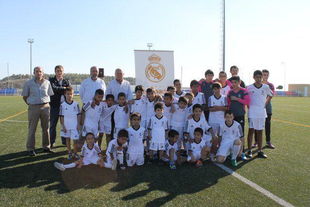 55 niños comienzan su formación en la Escuela Deportiva de la Fundación Real Madrid - 1, Foto 1