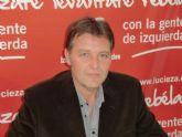 Saorín: 'Los PGE para 2015 no destinan ni un solo euro para Cieza'